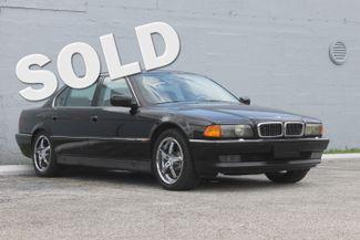 1997 BMW 750iL V12 Hollywood, Florida