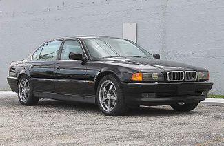 1997 BMW 750iL V12 Hollywood, Florida 44