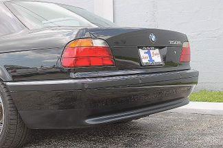 1997 BMW 750iL V12 Hollywood, Florida 41
