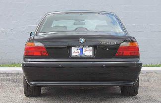 1997 BMW 750iL V12 Hollywood, Florida 51