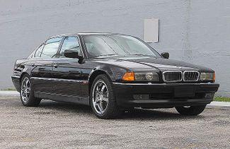 1997 BMW 750iL V12 Hollywood, Florida 38