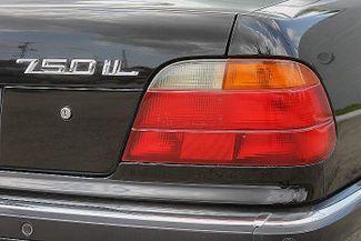 1997 BMW 750iL V12 Hollywood, Florida 53