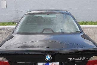1997 BMW 750iL V12 Hollywood, Florida 46