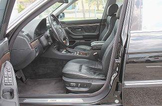 1997 BMW 750iL V12 Hollywood, Florida 24