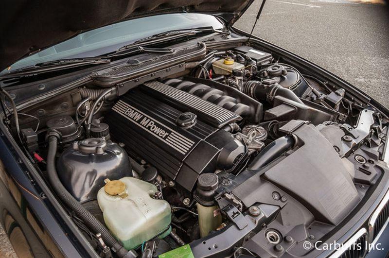 1997 BMW M3 Sedan   Concord, CA   Carbuffs in Concord, CA