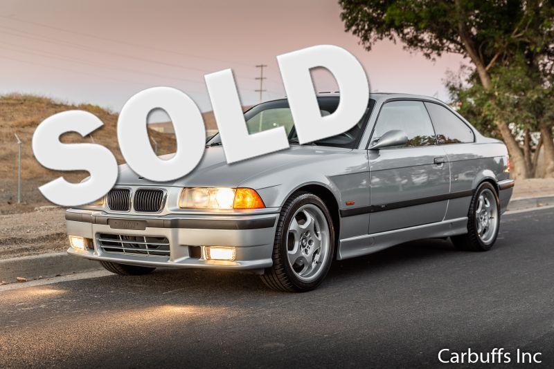 1997 BMW M Models M3   Concord, CA   Carbuffs