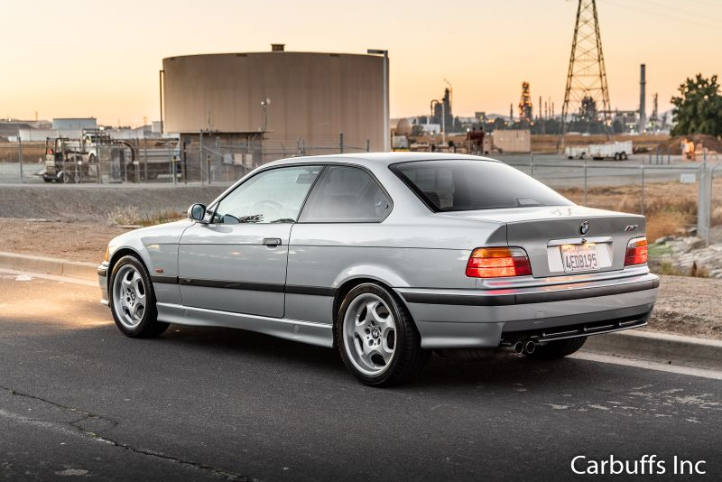 1997 BMW M Models M3   Concord, CA   Carbuffs in Concord, CA