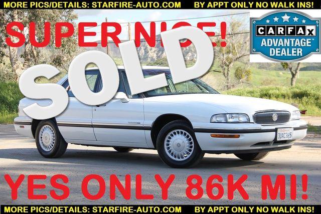 1997 Buick LeSabre Custom Santa Clarita, CA