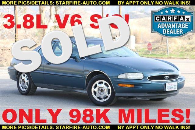 1997 Buick Riviera SUPERCHARGED Santa Clarita, CA