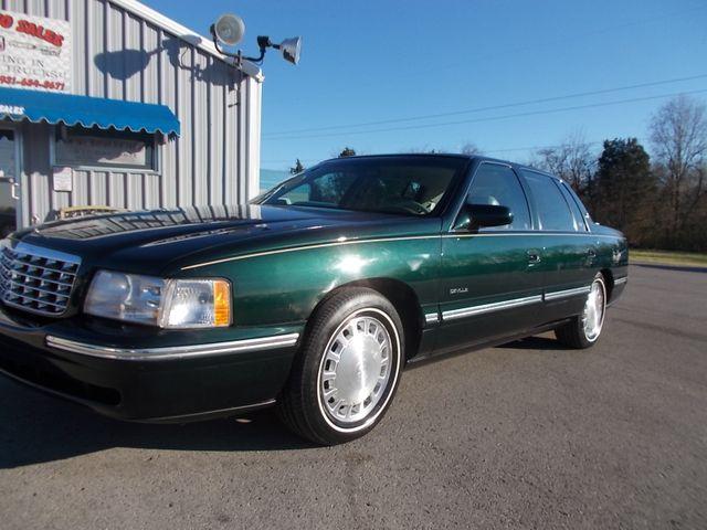 1997 Cadillac Deville Shelbyville, TN 5