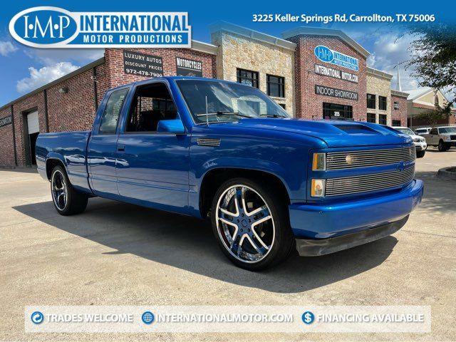 1997 Chevrolet C/K 1500 CUSTOM SHOW TRUCK