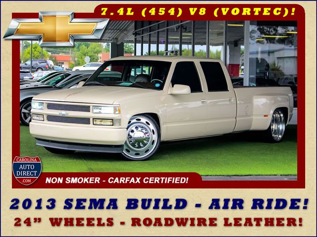 1997 Chevrolet C/K 3500 Crew Cab RWD - 2013 SEMA BUILD - AIR RIDE - BAGGED Mooresville , NC