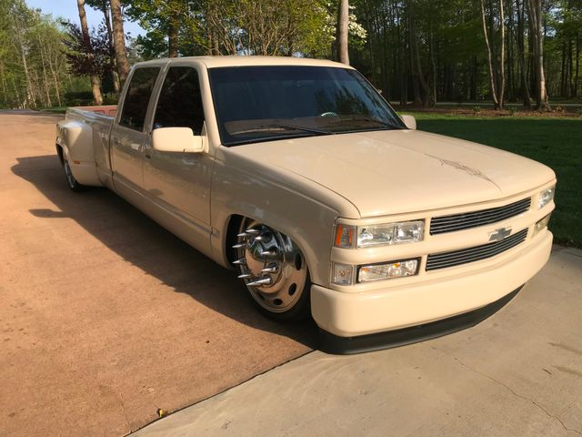 1997 Chevrolet C/K 3500 Crew Cab RWD - 2013 SEMA BUILD - AIR RIDE - BAGGED Mooresville , NC 20