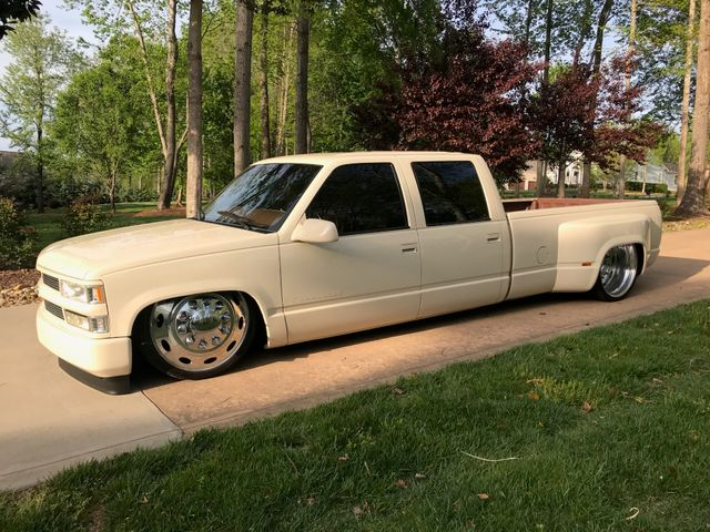 1997 Chevrolet C/K 3500 Crew Cab RWD - 2013 SEMA BUILD - AIR RIDE - BAGGED Mooresville , NC 21