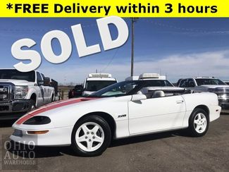 1997 Chevrolet Camaro Z28 51K LOW MILES V8 Cln Carfax We Finance in Canton, Ohio 44705