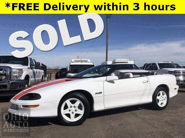 1997 Chevrolet Camaro Z28 51K LOW MILES V8 Cln Carfax We Finance