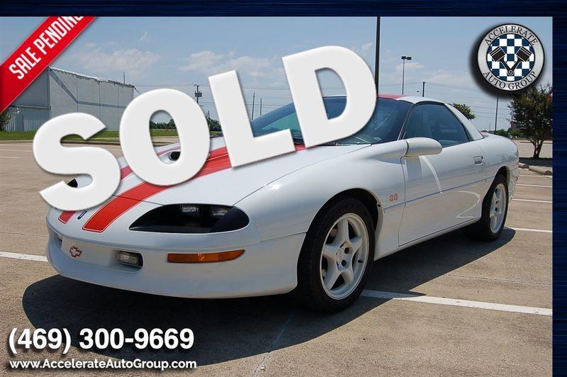 1997 Chevrolet Camaro SS 30th Ann. Ed. ONLY 58K Miles in Rowlett Texas