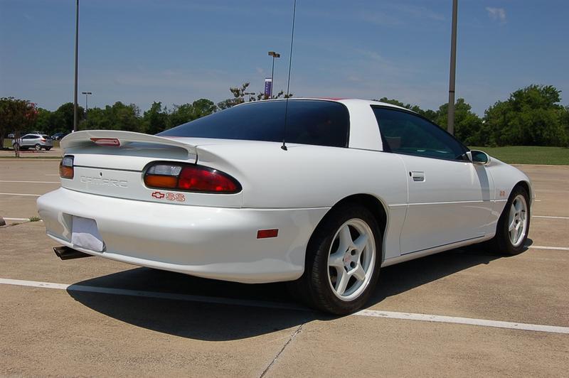 1997 Chevrolet Camaro SS 30th Ann. Ed. ONLY 58K Miles in Rowlett, Texas