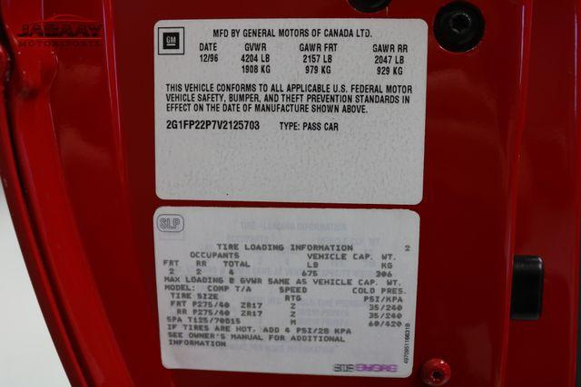 1997 Chevrolet Camaro SS Merrillville, Indiana 47