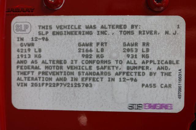 1997 Chevrolet Camaro SS Merrillville, Indiana 48