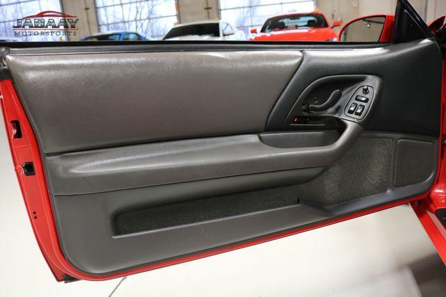 1997 Chevrolet Camaro Z28 Merrillville, Indiana 21