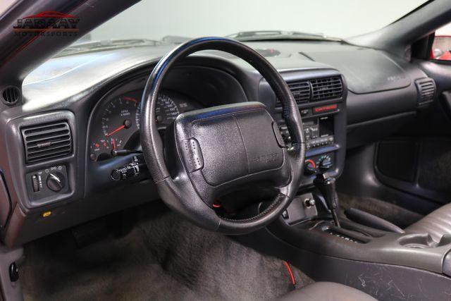 1997 Chevrolet Camaro Z28 Merrillville, Indiana 9