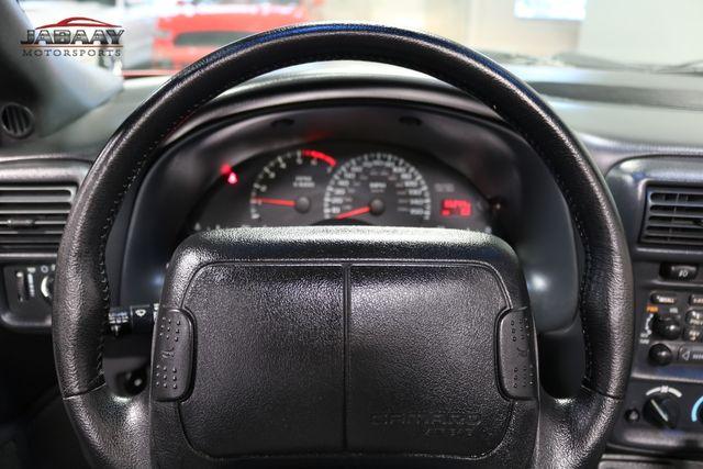 1997 Chevrolet Camaro Z28 Merrillville, Indiana 17