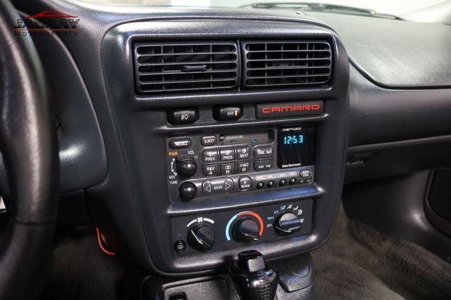 1997 Chevrolet Camaro Z28 Merrillville, Indiana 19