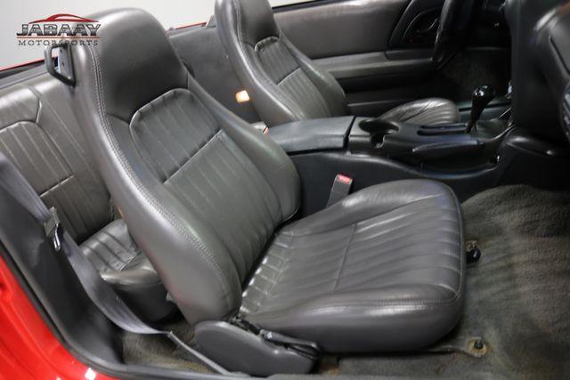 1997 Chevrolet Camaro Z28 Merrillville, Indiana 14