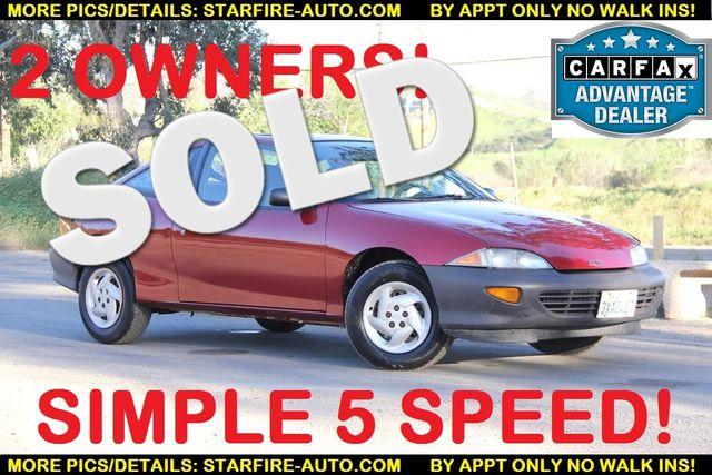 1997 Chevrolet Cavalier 5 SPEED Santa Clarita, CA 0