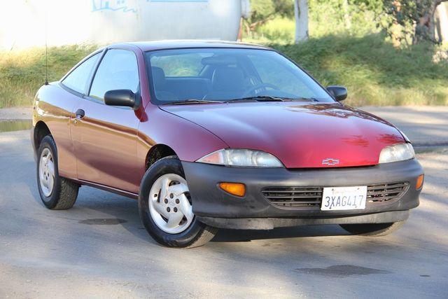 1997 Chevrolet Cavalier 5 SPEED Santa Clarita, CA 3