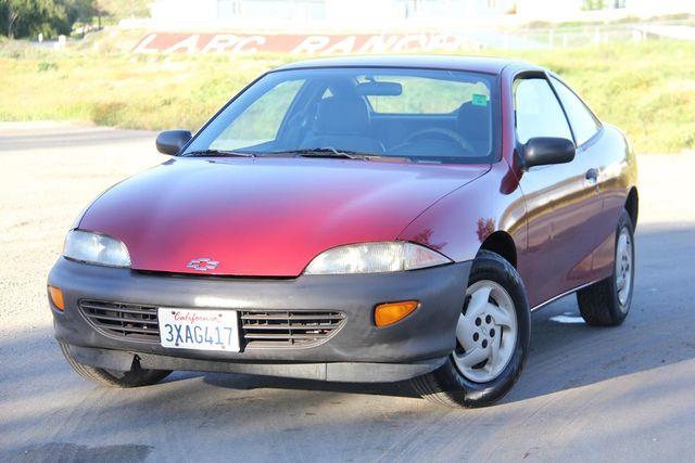 1997 Chevrolet Cavalier 5 SPEED Santa Clarita, CA 4