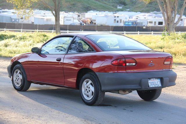 1997 Chevrolet Cavalier 5 SPEED Santa Clarita, CA 5