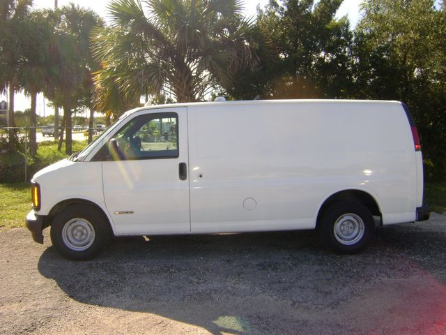 1997 Chevrolet Chevy Cargo Van