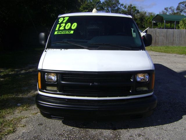 1997 Chevrolet Chevy Cargo Van in Fort Pierce, FL 34982