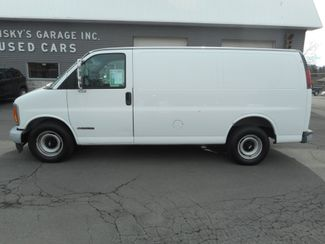 1997 Chevrolet Chevy Cargo Van 2.5i Prem New Windsor, New York 9