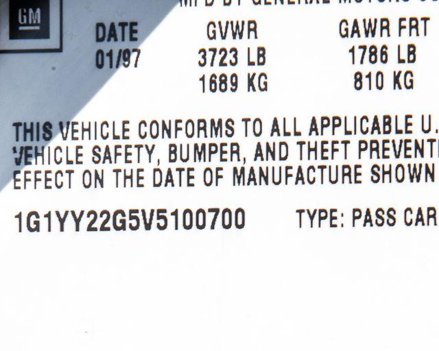 1997 Chevrolet Corvette Burbank, CA 27