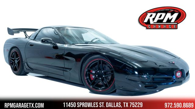 1997 Chevrolet Corvette Heads & Cam with Many Upgrades