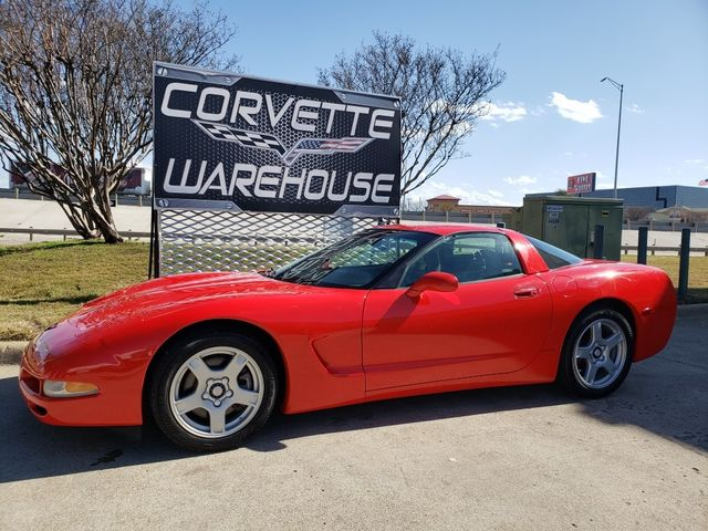 1997 Chevrolet Corvette Coupe Auto, CD Player, Leather Seats, Alloys 86k