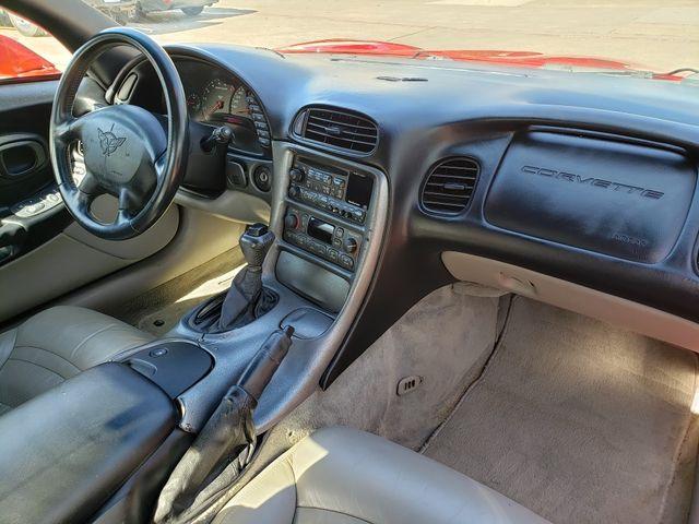 1997 Chevrolet Corvette Coupe Auto, CD Player, Leather Seats, Alloys 86k in Dallas, Texas 75220