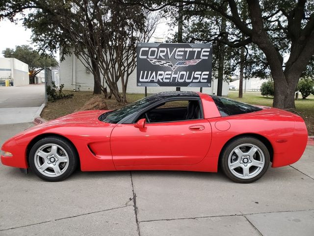1997 Chevrolet Corvette Coupe 6-Speed, CD Player, Alloy Wheels, Only 48k in Dallas, Texas 75220