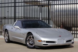 1997 Chevrolet Corvette Targa Top* Auto* Sebring Silver* EZ Finance** | Plano, TX | Carrick's Autos in Plano TX