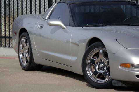 1997 Chevrolet Corvette Targa Top* Auto* Sebring Silver* EZ Finance**   Plano, TX   Carrick's Autos in Plano, TX