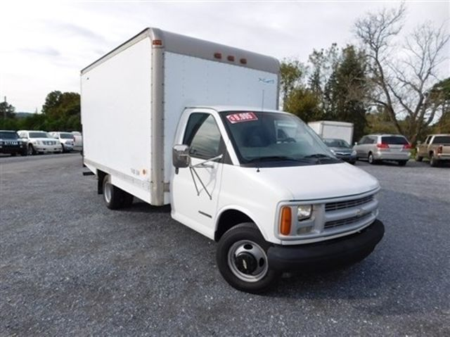 1997 Chevrolet G Commercial Cutaway G3500
