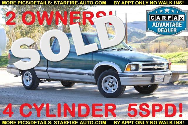 1997 Chevrolet S-10 LS Santa Clarita, CA
