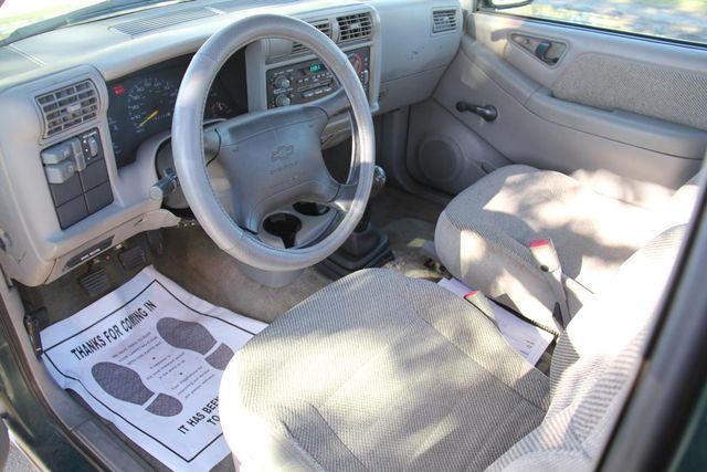 1997 Chevrolet S-10 LS Santa Clarita, CA 8