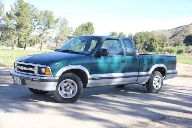 1997 Chevrolet S-10 LS Santa Clarita, CA 1
