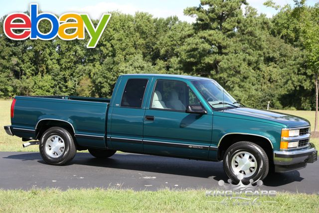 1997 Chevrolet Silverado 1500 X-CAB 115K ORIGINAL MILES 2WD CLEAN in Woodbury, New Jersey 08093