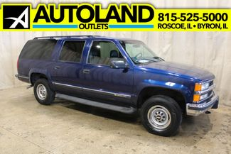 1997 Chevrolet Suburban 2500 Rust free 4x4 in Roscoe, IL 61073