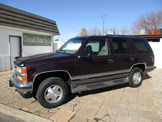 1997 Chevrolet Tahoe LT 4WD in Fort Collins, CO 80524